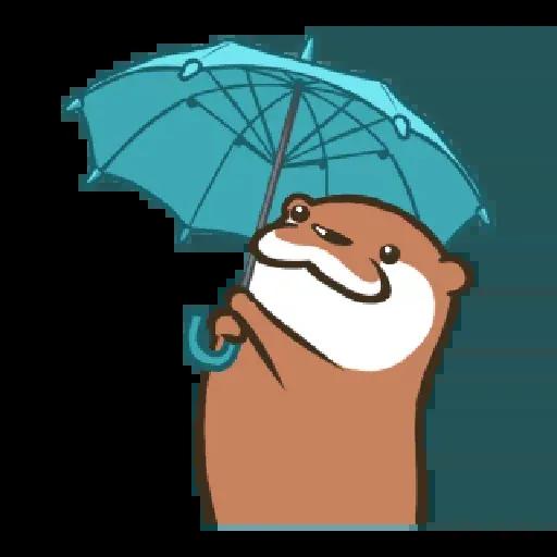 Otter Kotsumetti2.1 - Sticker 13