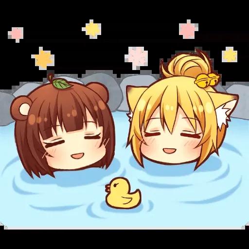 Tanuki - Sticker 3