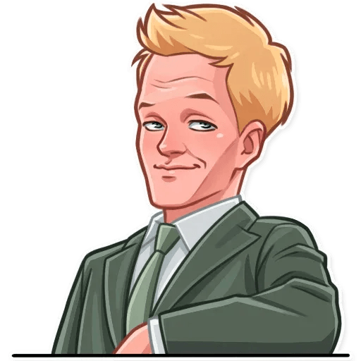 Barney Stinson - Sticker 16