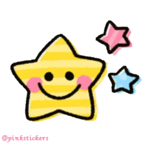 Smile - Sticker 25
