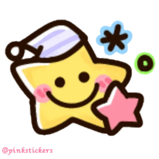 Smile - Sticker 24