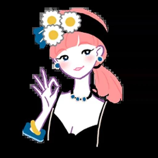 Girlsss - Sticker 2