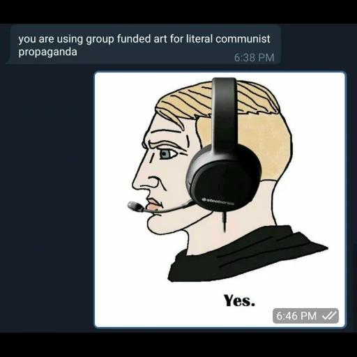 communist lynx - Sticker 20