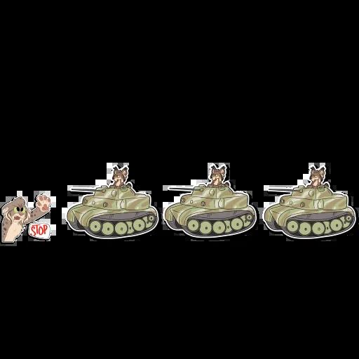 communist lynx - Sticker 4
