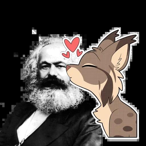 communist lynx - Sticker 11