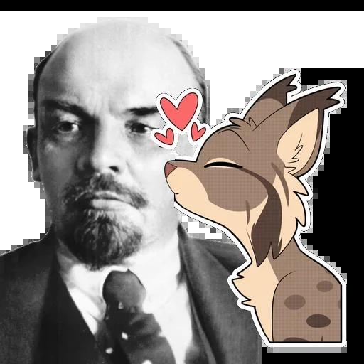communist lynx - Sticker 7