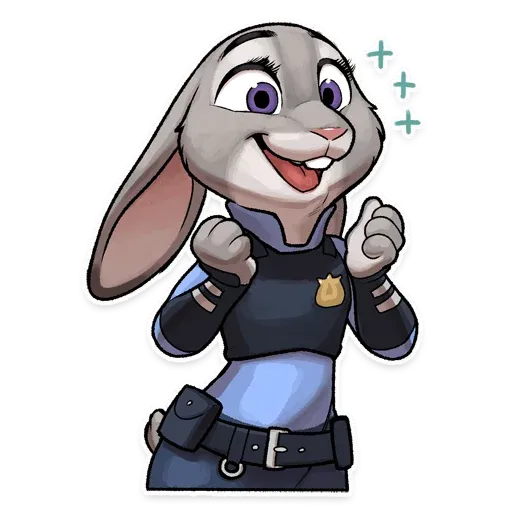 Judy by Meesh - Sticker 5