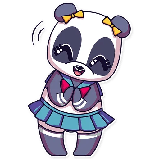 Panda chan - Sticker 6