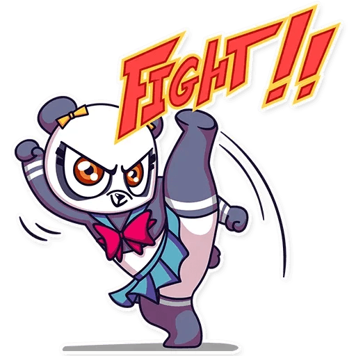 Panda chan - Sticker 29