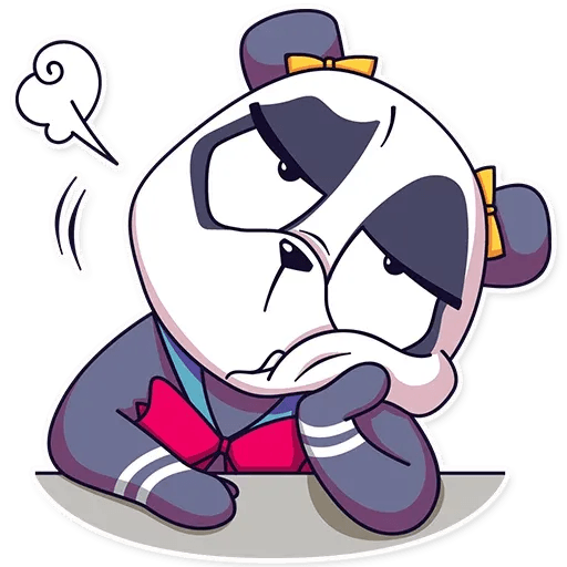 Panda chan - Sticker 13