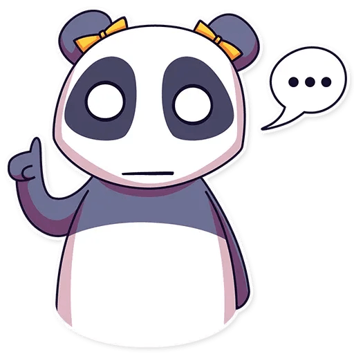 Panda chan - Sticker 14