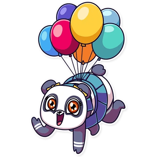 Panda chan - Sticker 5