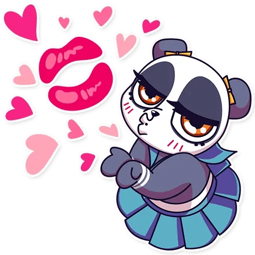 Panda chan - Sticker 8