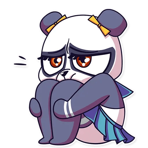 Panda chan - Sticker 26
