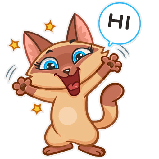 Lady cat - Sticker 8