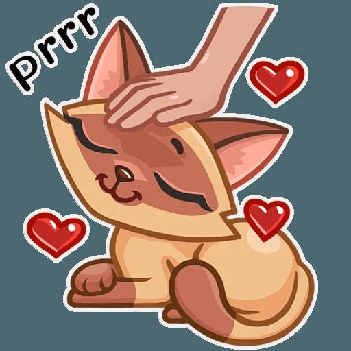 Lady cat - Sticker 14