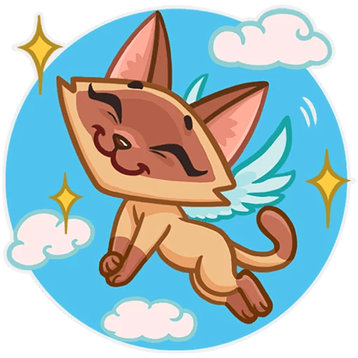Lady cat - Sticker 15
