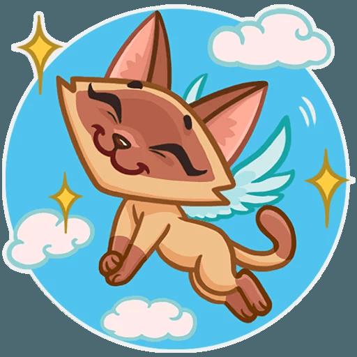 Lady cat - Sticker 15
