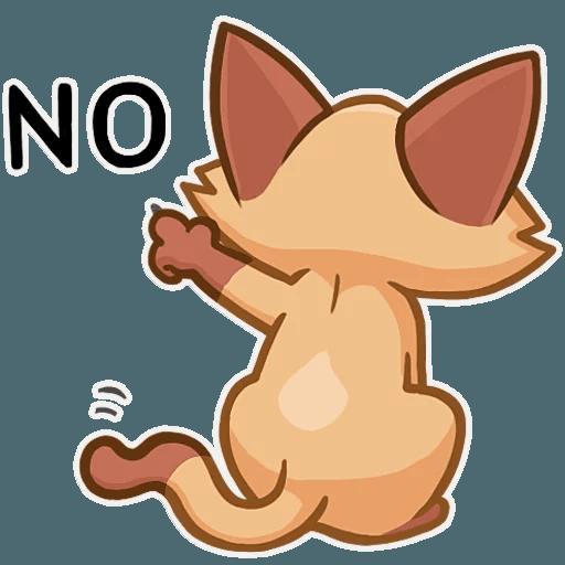 Lady cat - Sticker 12