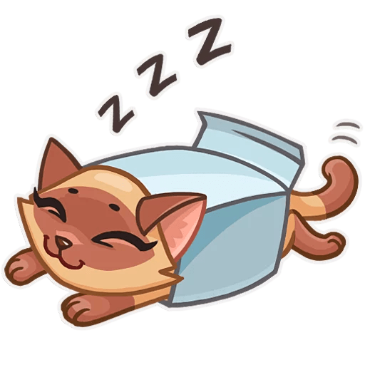 Lady cat - Sticker 25