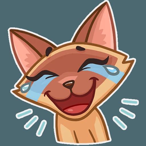 Lady cat - Sticker 22