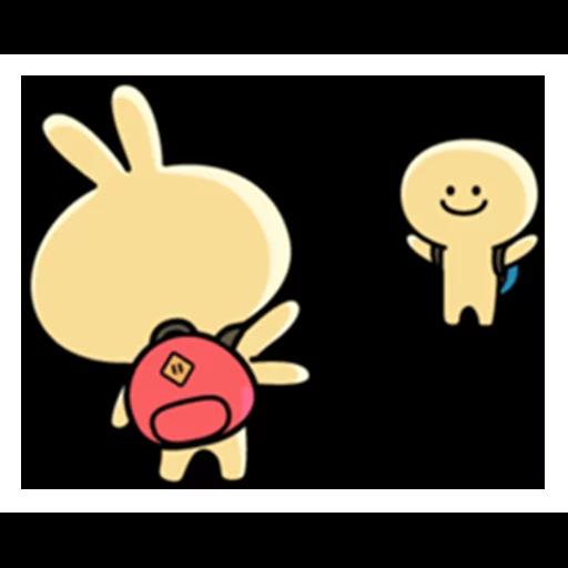 spoilt rabbit dage 2 - Sticker 1