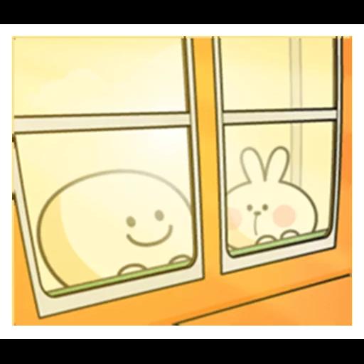 spoilt rabbit dage 2 - Sticker 3