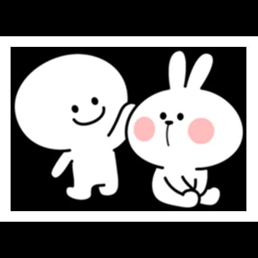 spoilt rabbit dage 2 - Sticker 27