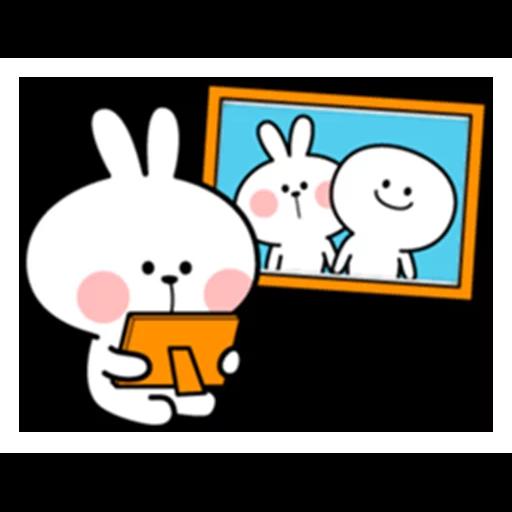 spoilt rabbit dage 2 - Sticker 24