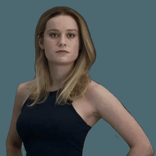 Brie Larson 3 - Sticker 9