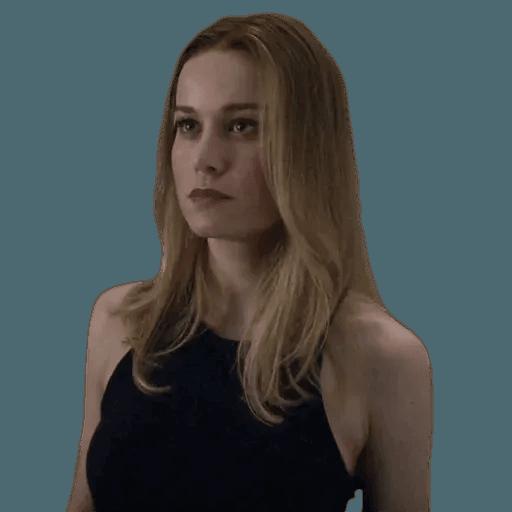 Brie Larson 3 - Sticker 10