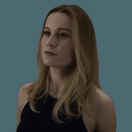 Brie Larson 3 - Sticker 11