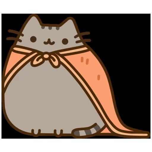 fat cat 3 - Sticker 4