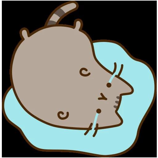 fat cat 3 - Sticker 7