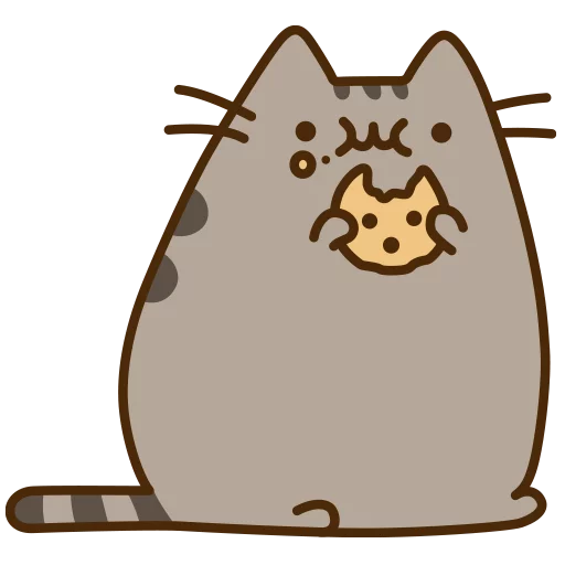 fat cat 3 - Sticker 3