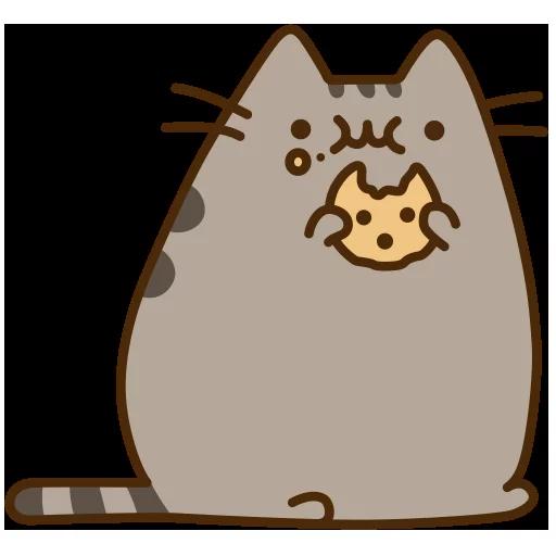 fat cat 3 - Sticker 3