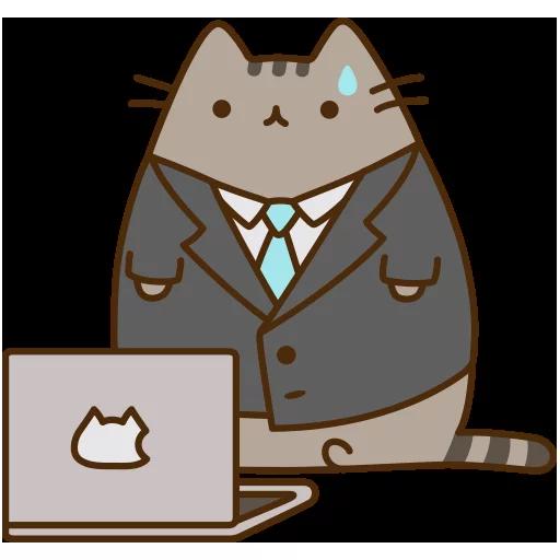 fat cat 3 - Sticker 8