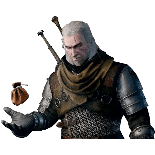 Witcher 2 - Sticker 29