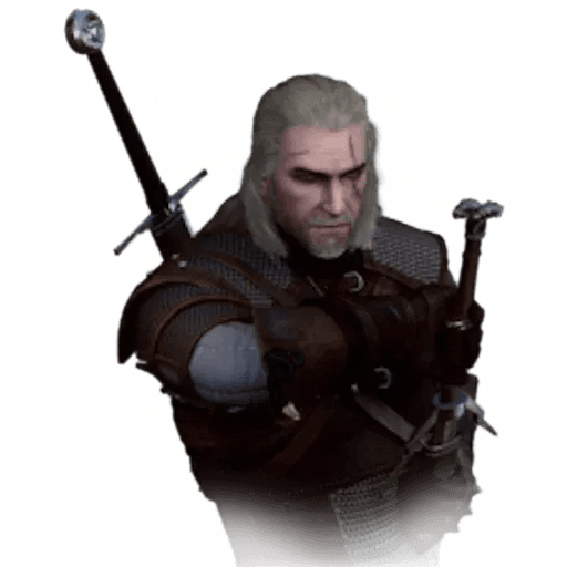 Witcher 2 - Sticker 17