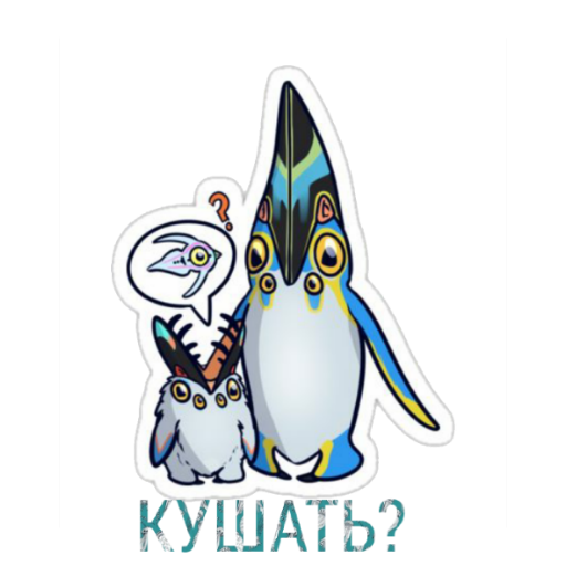 Subnautica rus - Sticker 2