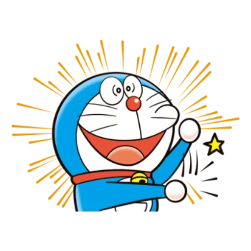 Doraemon - Sticker 29