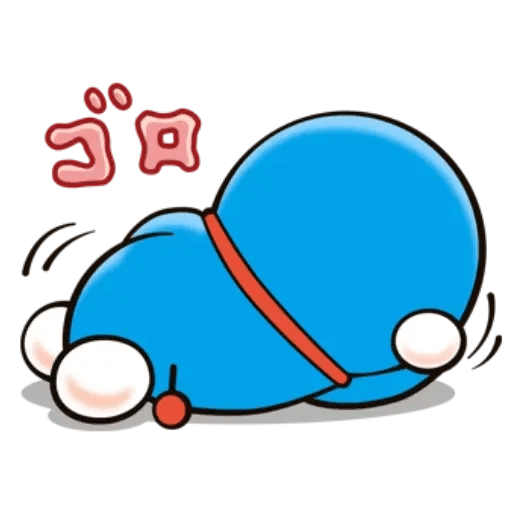 Doraemon - Sticker 2