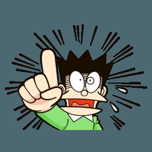 Doraemon - Sticker 25