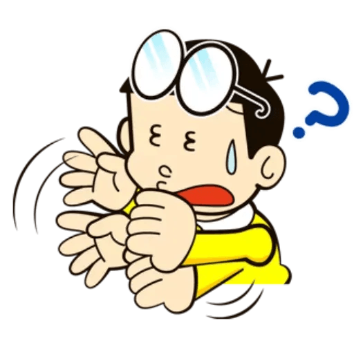 Doraemon - Sticker 5