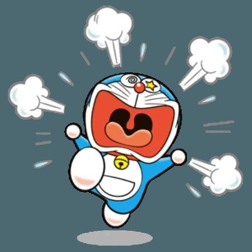 Doraemon - Sticker 23