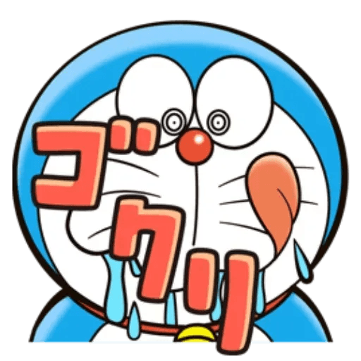 Doraemon - Sticker 17