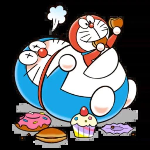 Doraemon - Sticker 6