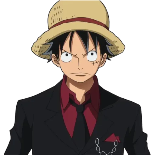 Luffy - Sticker 17