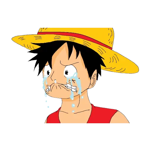 Luffy - Sticker 26