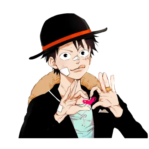 Luffy - Sticker 16